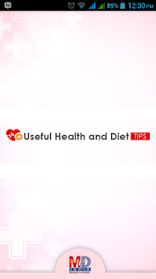 Useful Health and Diet Tips- screenshot thumbnail