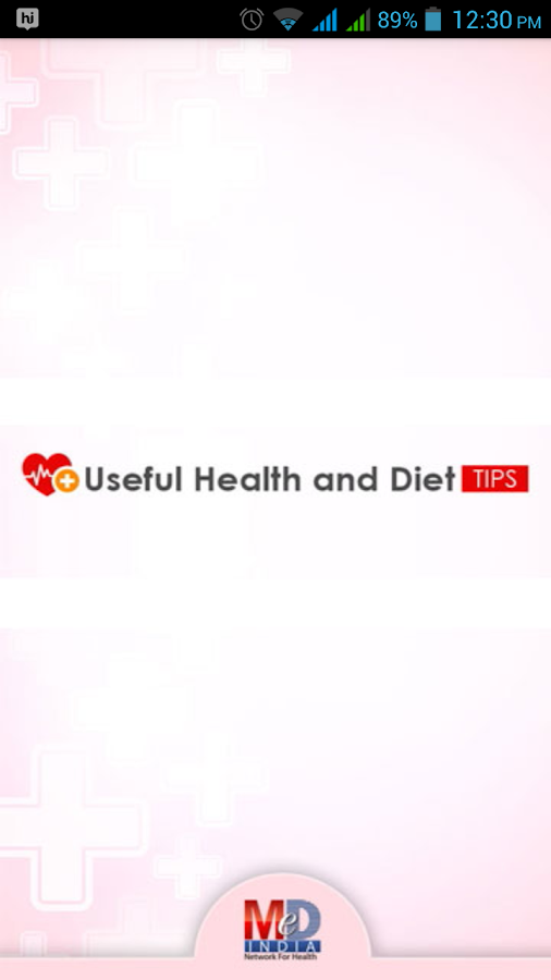 Useful Health and Diet Tips- screenshot
