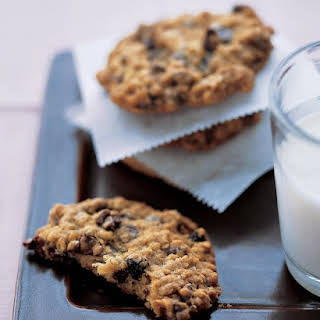 Chocolate Oatmeal Raisin Cookies.