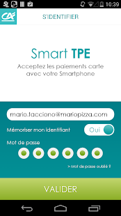 Smart TPE Capture d'écran