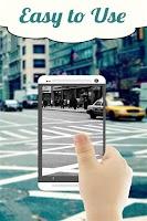 Screenshot of Transparent Screen & Wallpaper