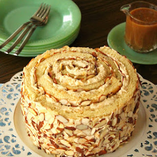 Butterscotch Cream Roll-Up