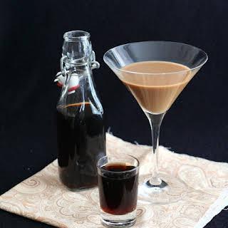 Vanilla Latte Martini – Low Carb and Gluten-Free.