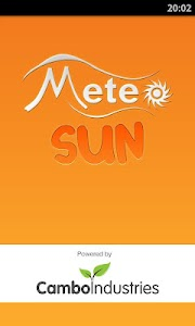 Meteo.gr Sun screenshot 0