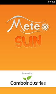 Meteo.gr Sun - screenshot thumbnail