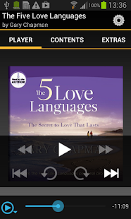 The Five Love Languages- screenshot thumbnail