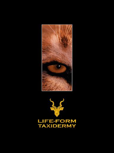 Life-Form Taxidermy