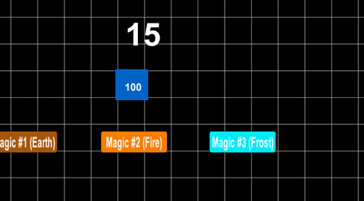 Magic Shooter Free