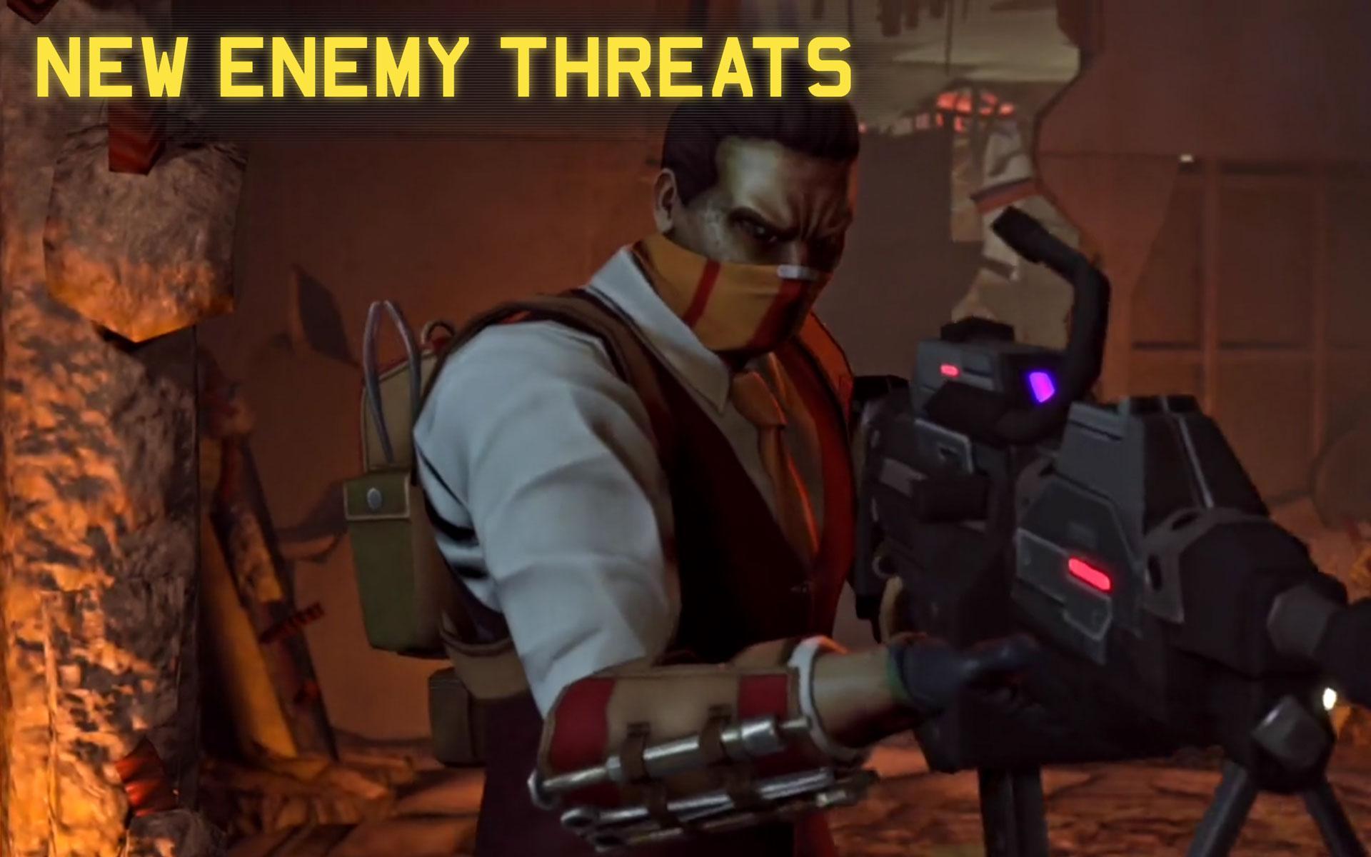 XCOM®: Enemy Within screenshot #6