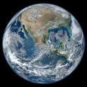Earth Sticker icon