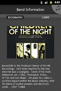 MoonChild Music- screenshot thumbnail
