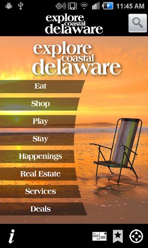 Explore Coastal Delaware