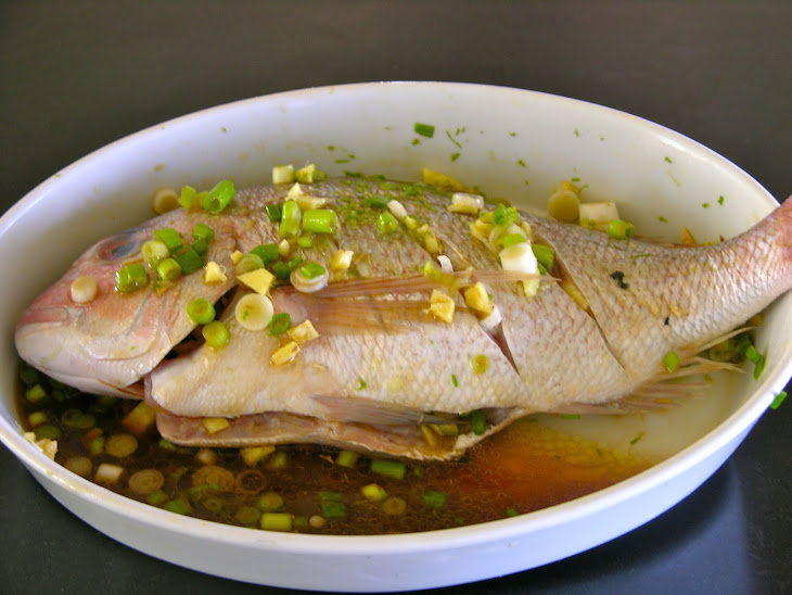 WHOLE THAI SNAPPER Recipe
