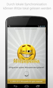 Witzopedia - German Jokes App - screenshot thumbnail
