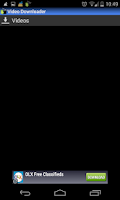 Screenshot of Best Video Downloader