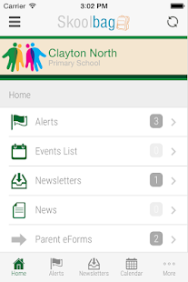 Clayton North Primary School - screenshot thumbnail