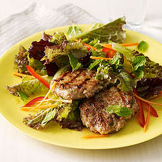 Grilled Thai Turkey Salad.