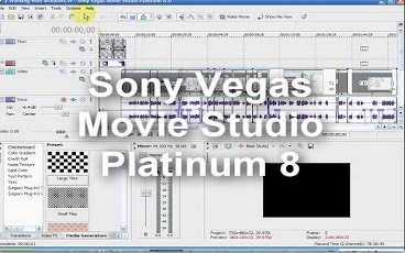 Sony Vegas Movie Studio - видеоредактор для андроид