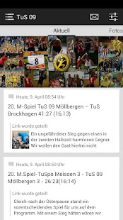TuS 09 Möllbergen - screenshot thumbnail