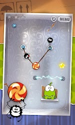 Cut the Rope HD v2.5 Mod APK 5