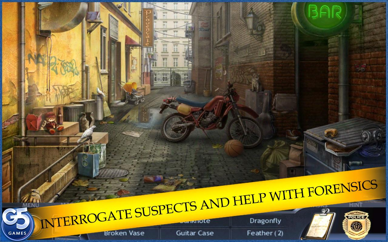 Special Enquiry Detail®- screenshot