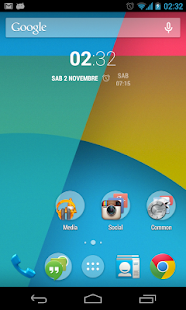 Nexus 5 Live Wallpaper - screenshot thumbnail