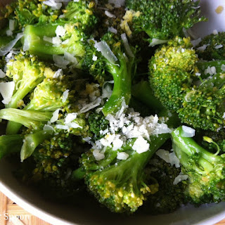 Lemon & Parmesan Broccoli
