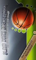 Screenshot of Slam Dunk Basketball