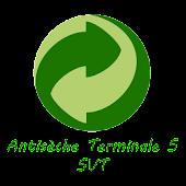 Antiseche SVT Terminale S