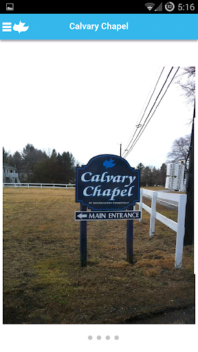 Calvary Chapel Eastern CT