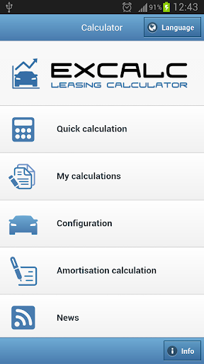 商業必備APP下載|ExCalc - Leasing Calculator 好玩app不花錢|綠色工廠好玩App