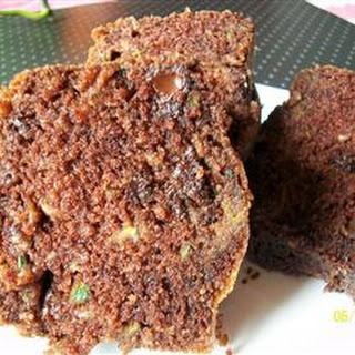Chocolate Zucchini Cake I