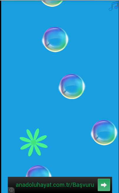Toddlers Bubbles- screenshot