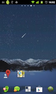 Nightfall Live Wallpaper- screenshot thumbnail