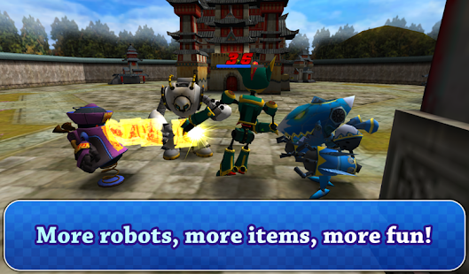Giant Robot Battle - screenshot thumbnail