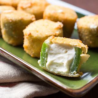 Crispy Deep Fried Jalapeño Poppers