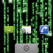 Live Wallpaper of Matrix