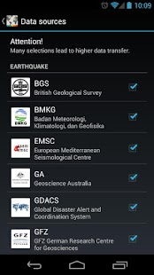 Geohazard - Natural Hazards- screenshot thumbnail