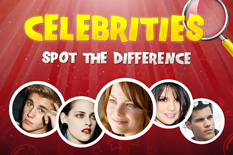 Find difference celebrity 解謎 App-癮科技App