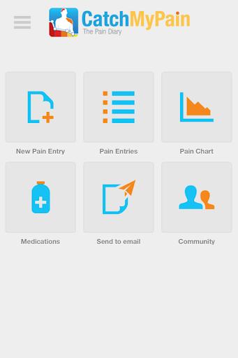 玩免費醫療APP|下載Pain Diary & Forum CatchMyPain app不用錢|硬是要APP