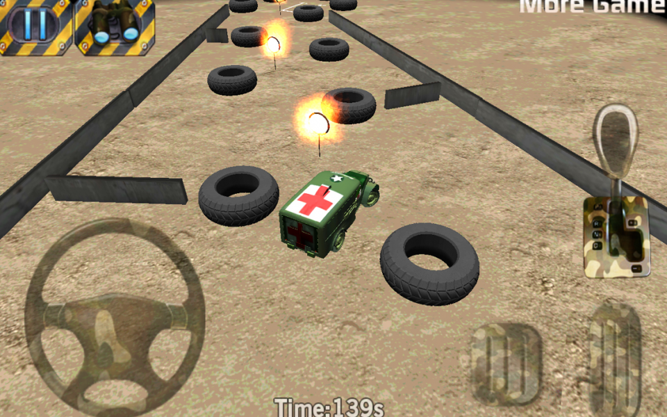 Army-parking-3D-Parking-game 9