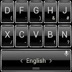 キーボードのテーマ SilverFrm icon