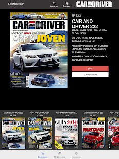 CAR AND DRIVER Revista- screenshot thumbnail
