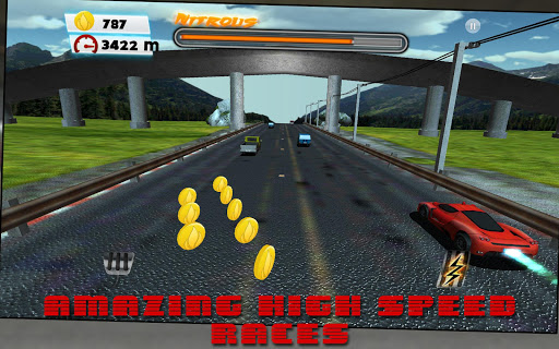Extreme Car Traffic Racing 3D