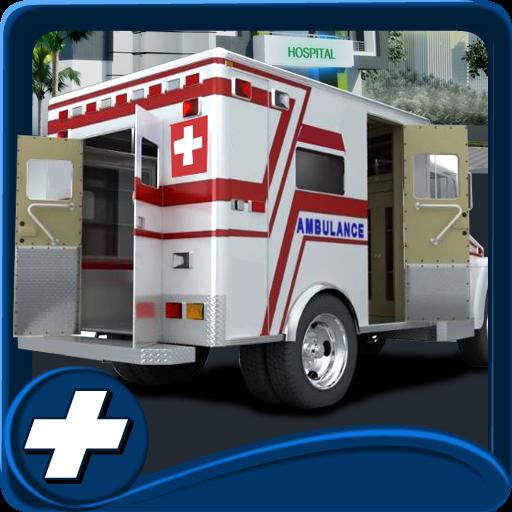 Ambulance Driving Simulation