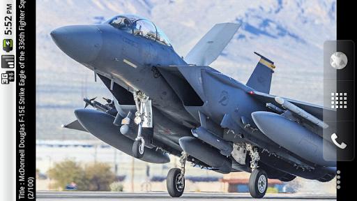 F-15 Live Wallpaper