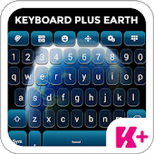 Keyboard Plus Earth