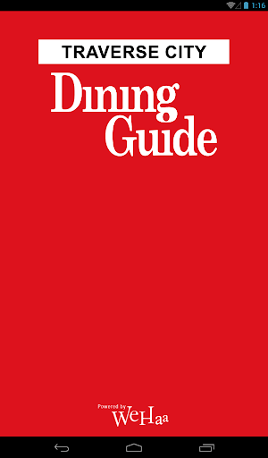 【免費旅遊App】Traverse City Dining Guide-APP點子