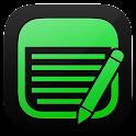 Accessible Editor  Talkback icon