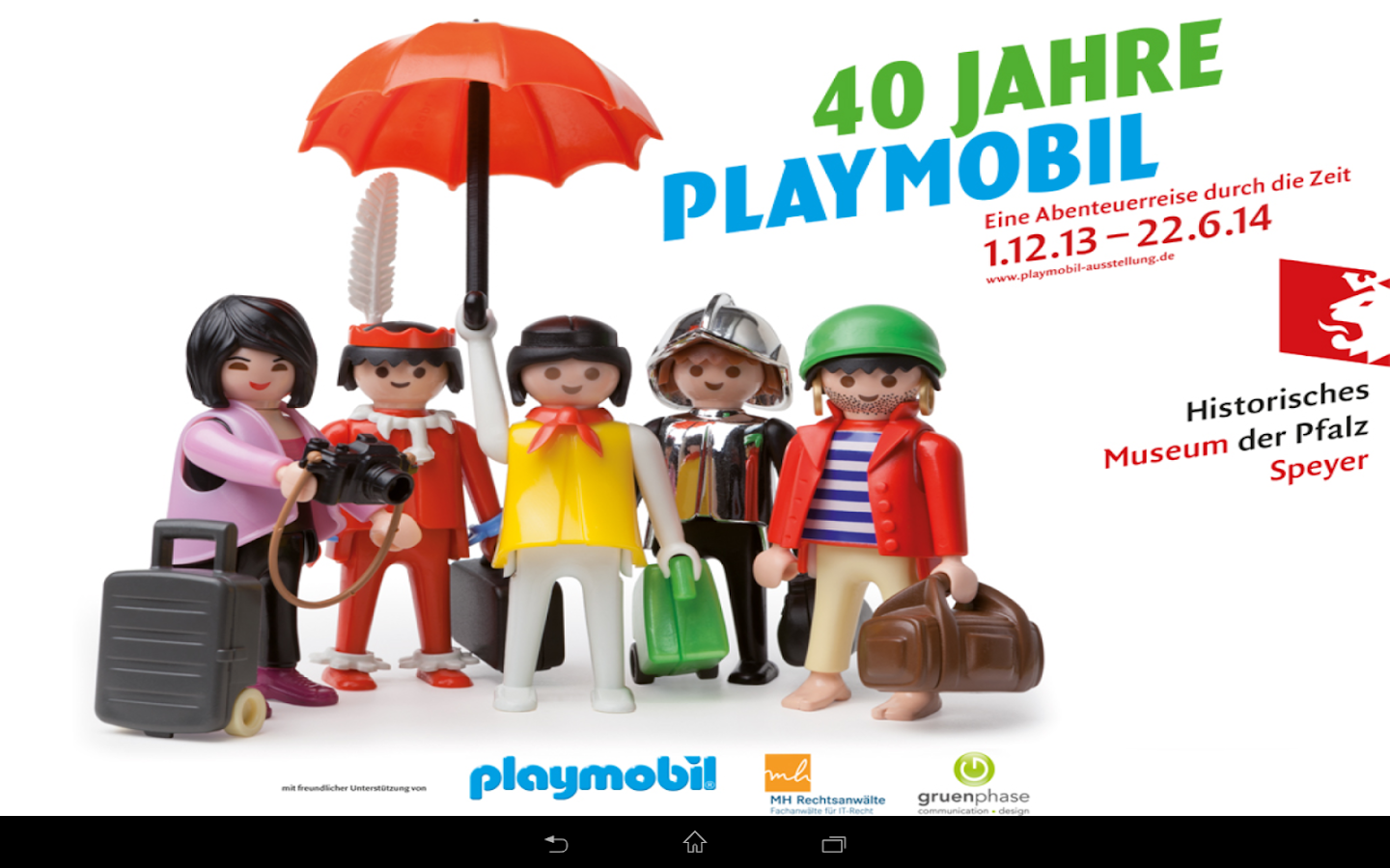 PLAYMOBIL 40 Jahre - screenshot